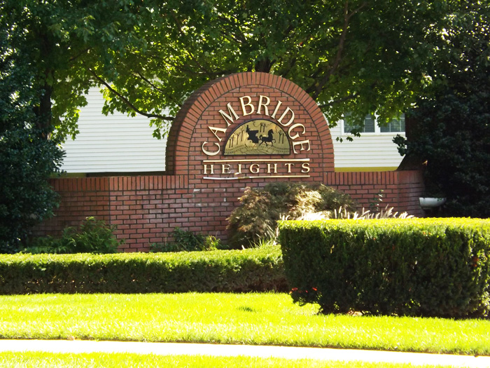Cambirdge Heights in Nutley