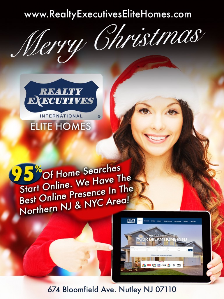Merry Christmas From Realty Executives Elite Homes In